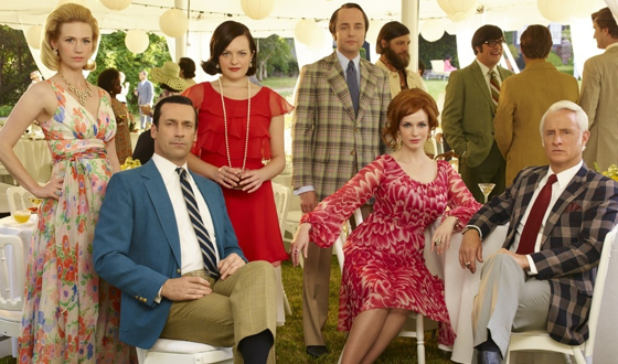 AMC - Mad Men 1