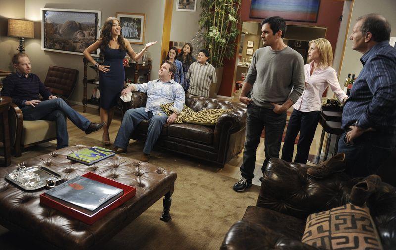 ABC - Modern Family HR