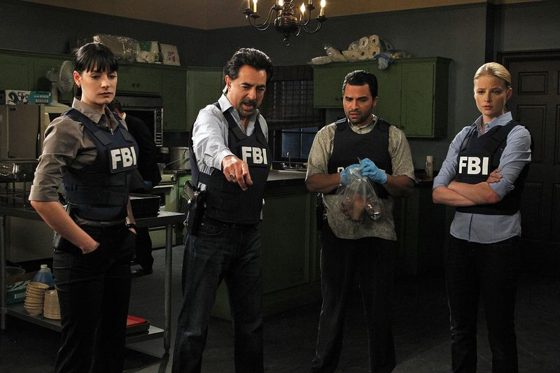 CBS - Criminal Minds HR