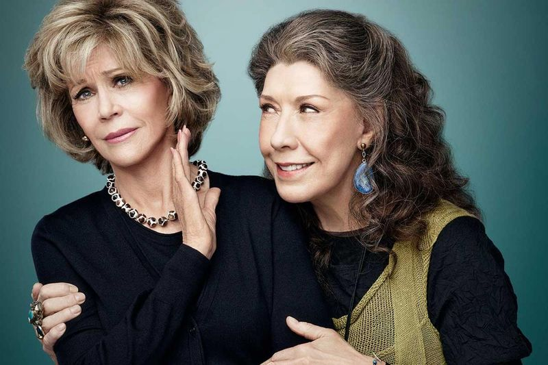 Netflix - Grace and Frankie